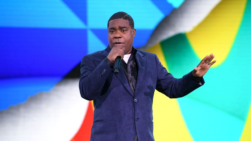 Tracy Morgan im Madison Square Garden, Mai 2019
