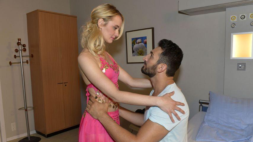 Maja (Anne-Catrin Märzke) und Mesut (Mustafa Alin)