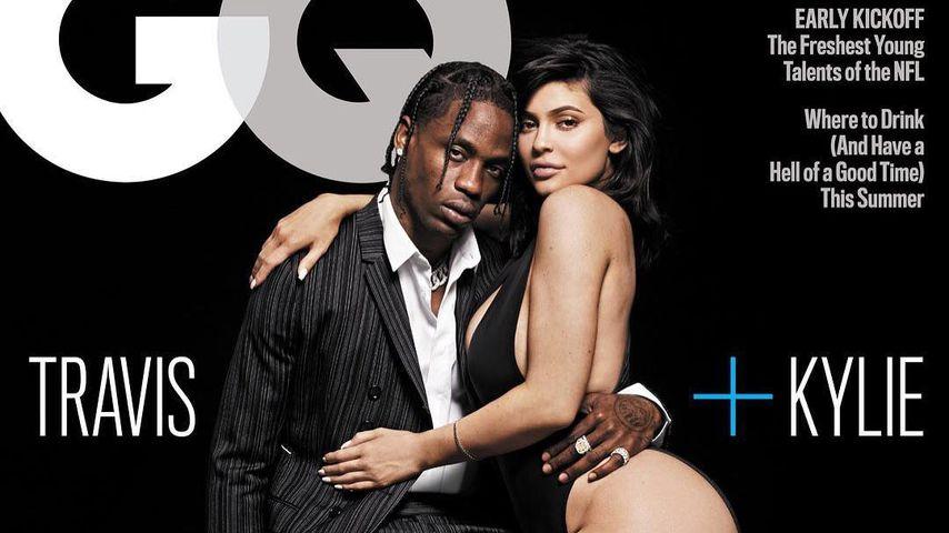 Kylie & Travis:  So nennen sie sich und Baby Stormi privat