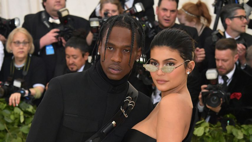 Ringe anprobiert: Verloben sich Travis Scott & Kylie Jenner?