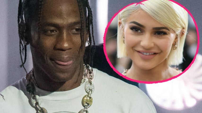 Neuer Job: Travis Scott macht jetzt Kylie-Cosmetics-Werbung