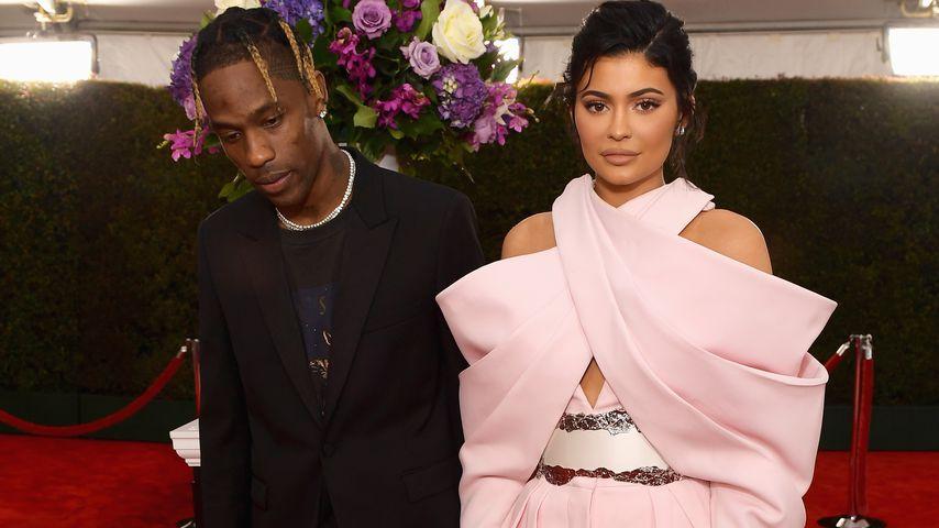 Liebes-Schock: Kylie Jenner & Travis sollen getrennt sein!