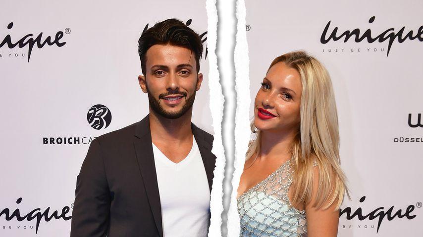 Liebes-Aus und Vater-Vorwurf: BiP-Domenico & Evelyn getrennt