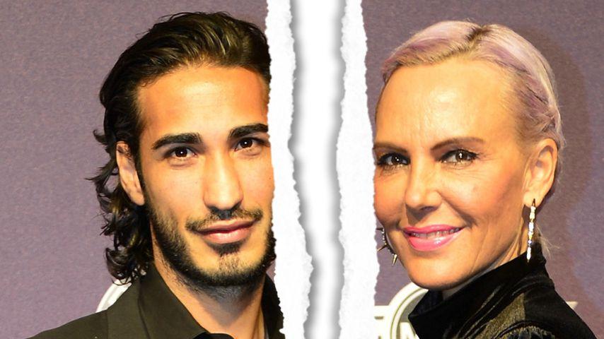 Trennung von Umut Kekilli: Natascha Ochsenknecht ist schon wieder Single