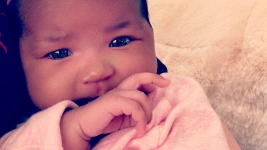 True Thompson, Tochter von Khloe Kardashian und Tristan Thompson