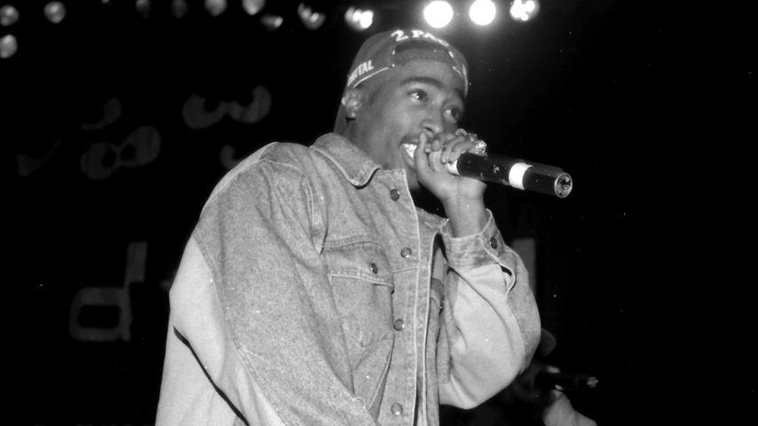 Tupac, US-Rapper