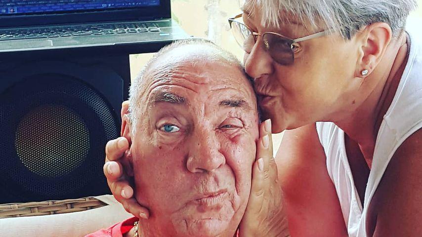 TV-Auswanderer Norbert Bebensee und seine Frau Birgit