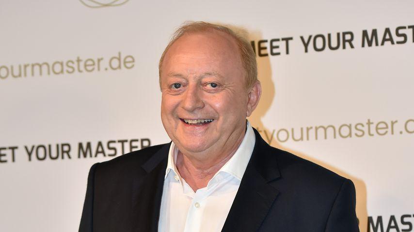 TV-Koch Alfons Schuhbeck im Oktober 2019 in München