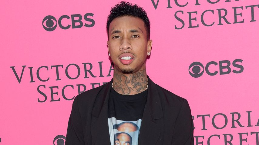 Alles gut! Tyga feiert mit Kourtney Kardashian & Kanye West