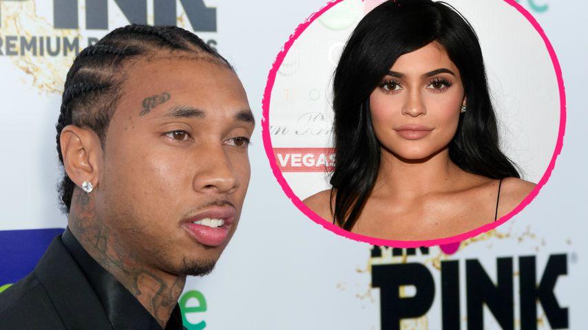 Verräterische Lyrics: Hat Tyga damals Kylie Jenner betrogen?