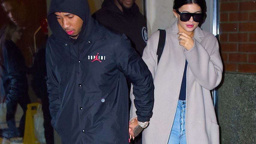 Hand in Hand: Tyga & Kylie Jenner super süß in New York