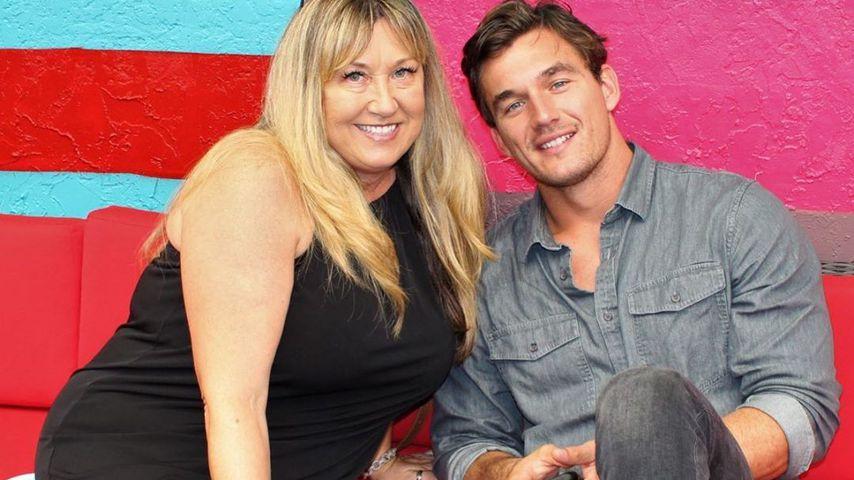 Tyler Cameron und seine Mutter Andrea