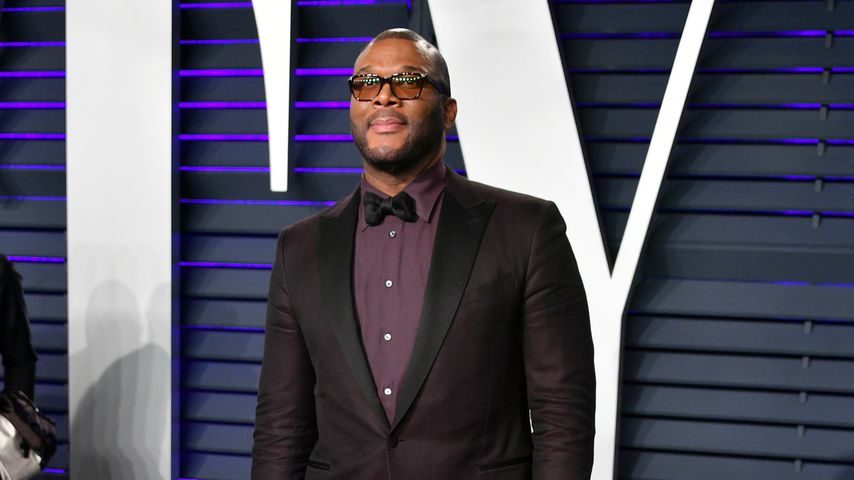 Tyler Perry bei der Vanity Fair Oscar Party 2019