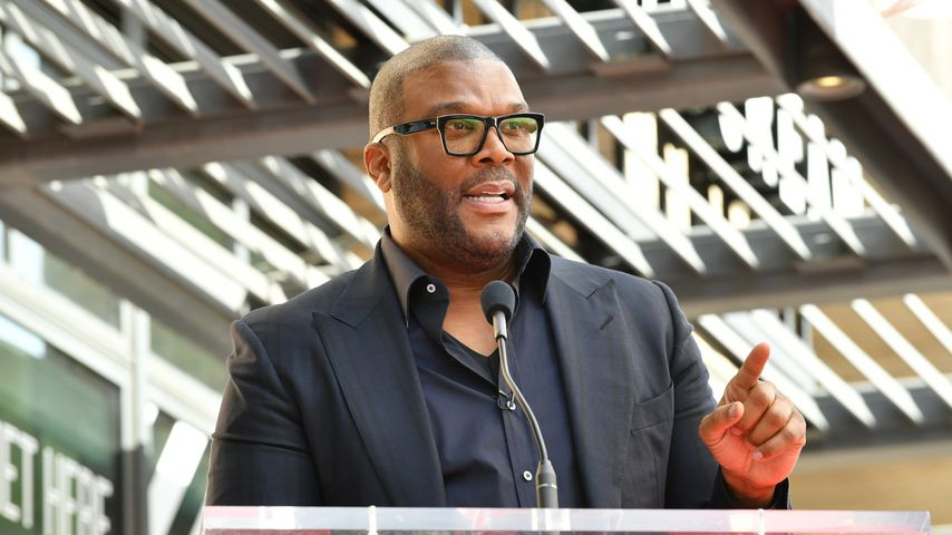 Tyler Perry in West Hollywood, Februar 2020