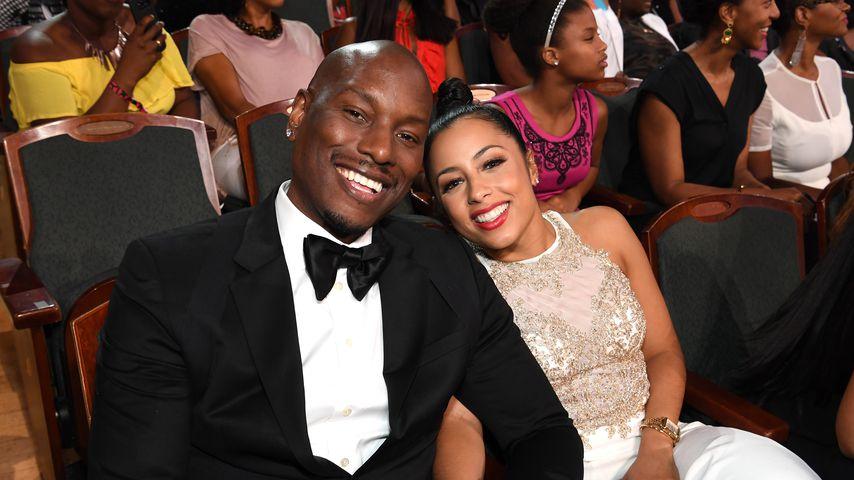 Tyrese Gibson und seine Frau Samantha