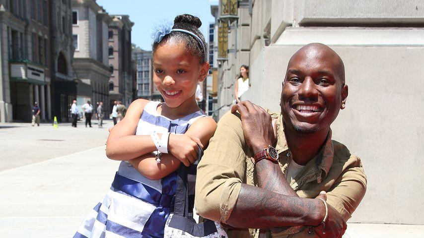 Tyrese Gibson und seine Tochter Shayla