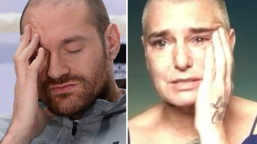 Boxchampion an Sinéad O'Connor: Ich bin auch psychisch krank