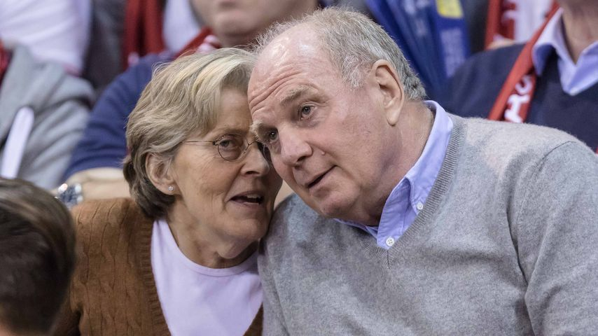 Uli Hoeneß: Der harte Präsidenten-Kampf mit Frau Susi!