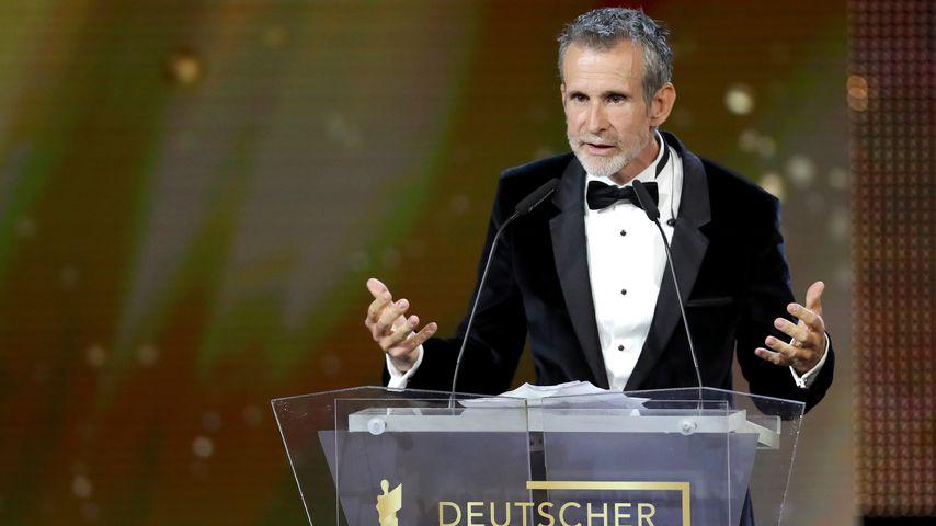 Ulrich Matthes, der Präsident der Deutschen Filmakademie in Berlin im Mai 2019