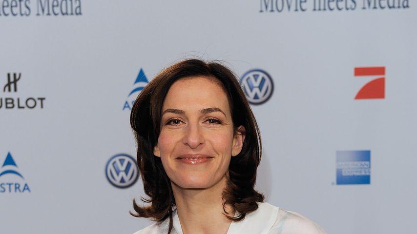 Schauspielerin Ulrike Frank bei Movie Meets Media