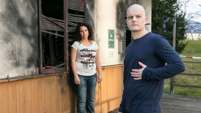 André Dietz und Ulrike Röseberg