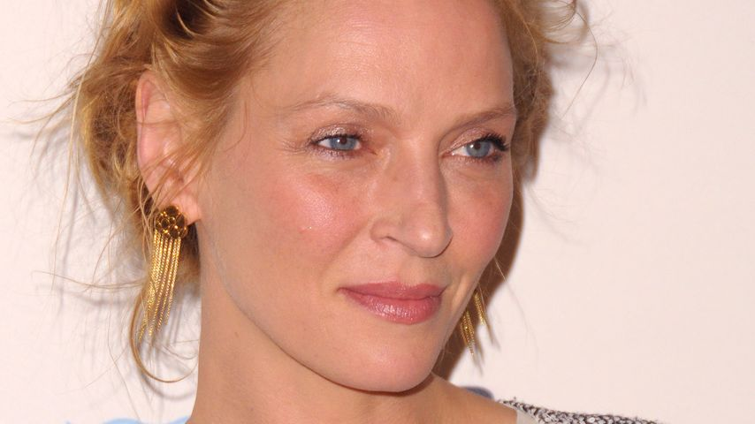 Uma Thurman: Multiple Knochenbrüche nach Horrorsturz!