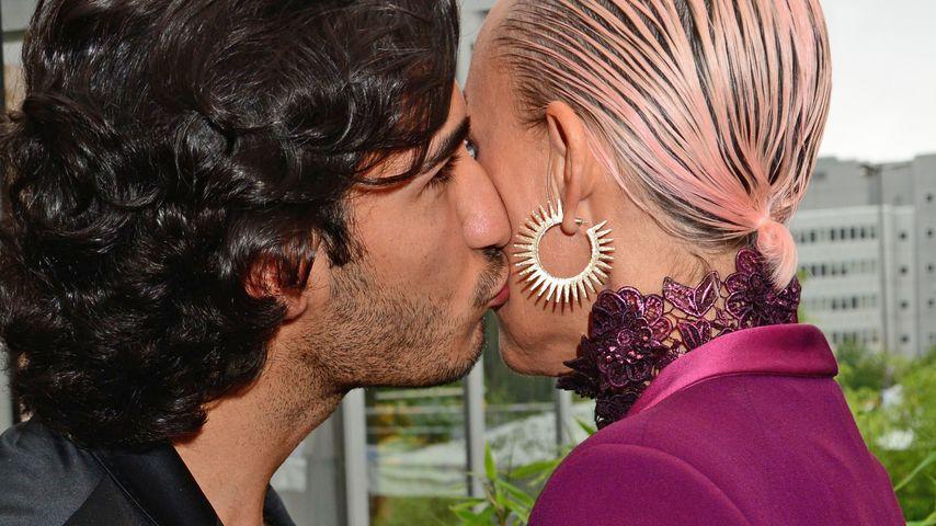 Natascha Ochsenknecht, Berlin Fashion Week und Umut Kekilli