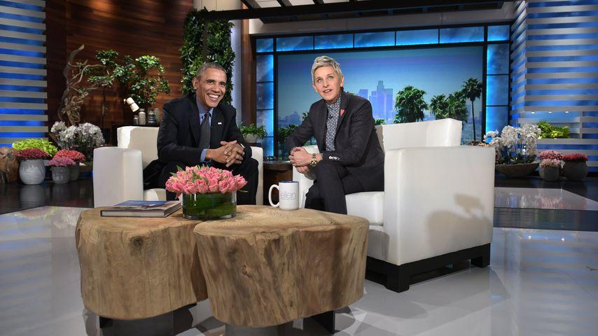 Tragisch: So grausam verlor Ellen DeGeneres ihre Exfreundin