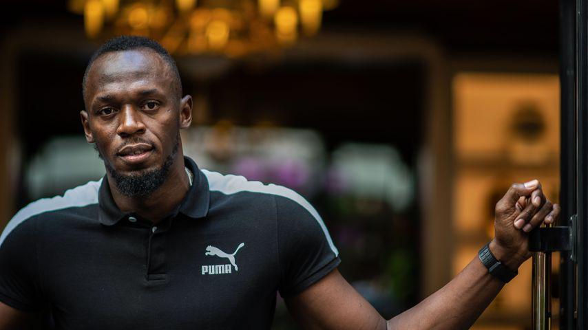 Usain Bolt im Mai 2019