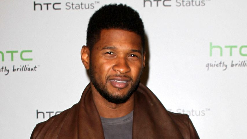 Usher hat Angst um sein Leben