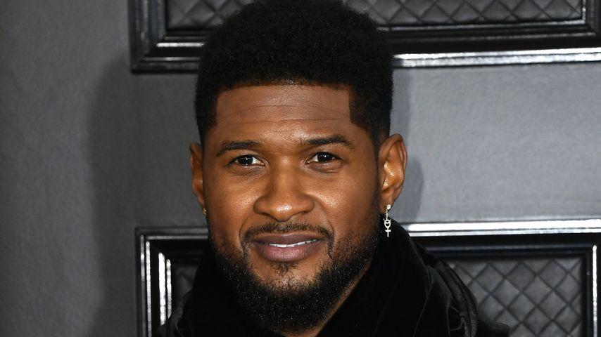 Usher bei den Grammy Awards 2020