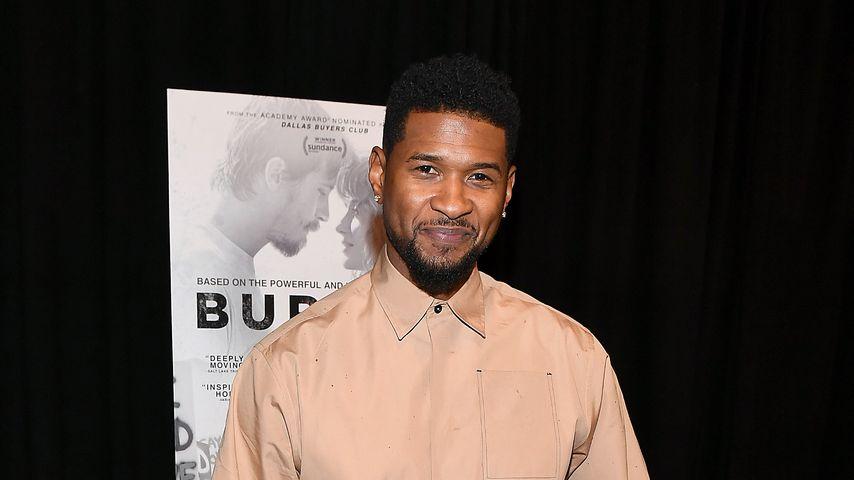 Endlich: Usher bestätigt Schwangerschaft seiner Freundin!