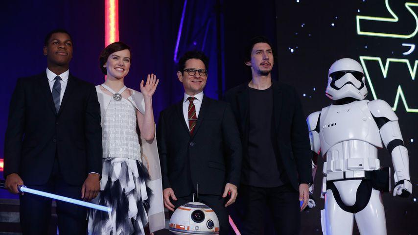 """""""Star Wars VII"""": Spielt Adam Driver den Bösewicht?"""