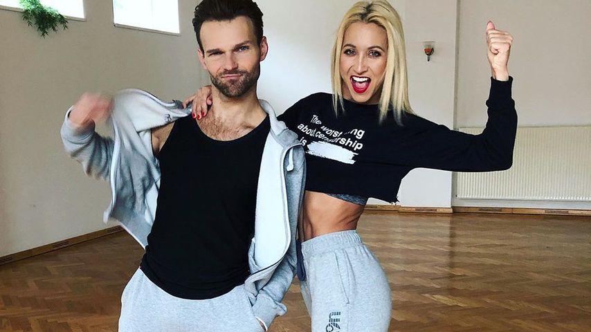 """""""Let's Dance""""-Stars total aufgeregt wegen Profi-Challenge"""