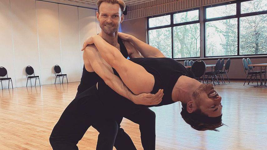 """Vadim Garbuzov und Nicolas Puschmann, """"Let's Dance""""-Tanzpaar 2021"""