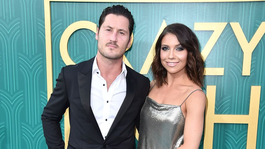 Val Chmerkovskiy und Jenna Johnson im August 2018 in Hollywood