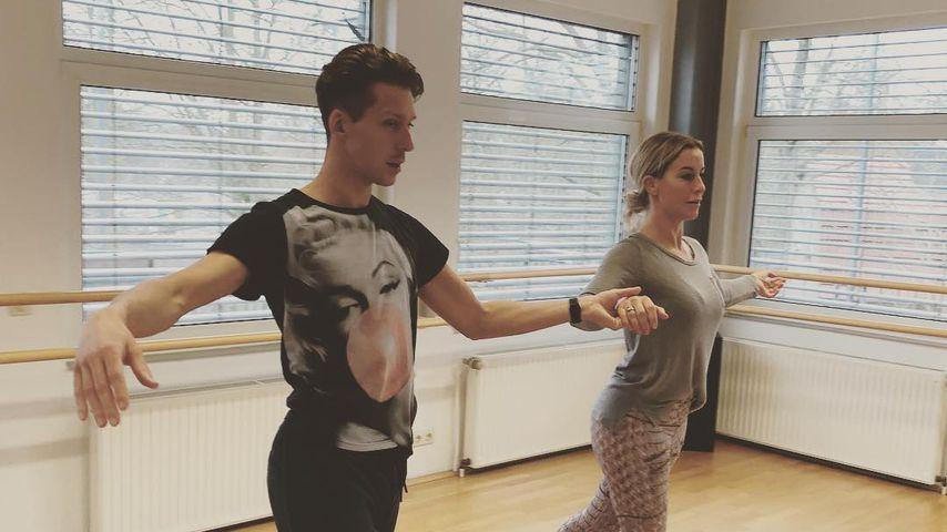 """Für """"Let's Dance"""": Charlotte & Valentin suchen Team-Namen!"""