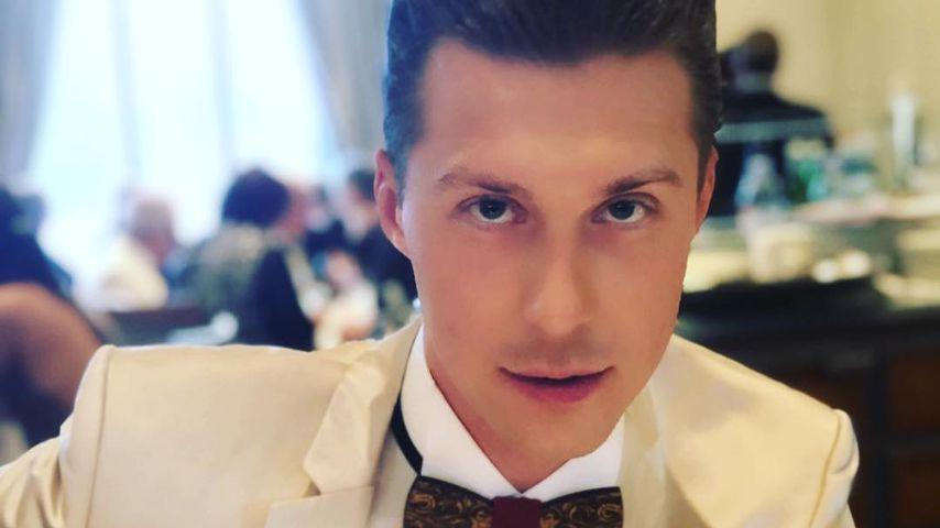 Valentin Lusin, Profi-Tänzer