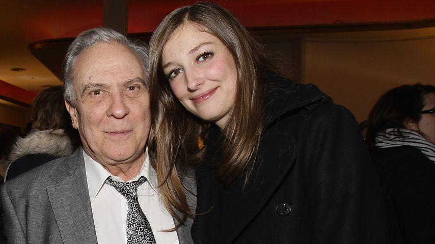 Valentin Platareanu mit seiner Tochter Alexandra Maria Lara