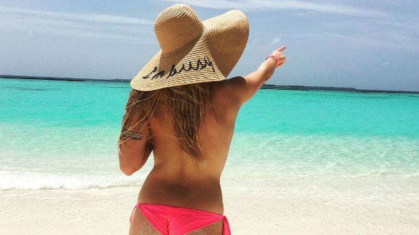Paradiesischer Po: GZSZ-Valentina zeigt ihre heiße Kehrseite