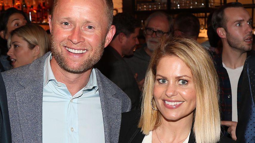 Valeri Bure und Candace Cameron Bure im April 2018