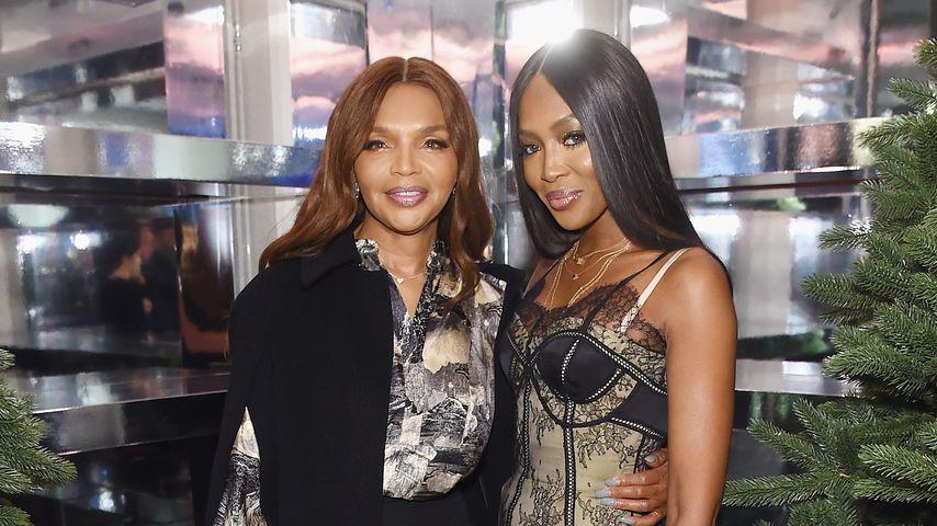 Valerie Morris-Campbell und ihre Tochter Naomi Campbell bei einem Event in New York, 2018