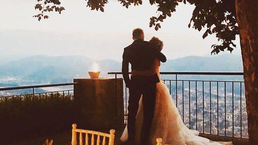 Nach nur vier Monaten: WM-Kicker Behrami hat geheiratet!