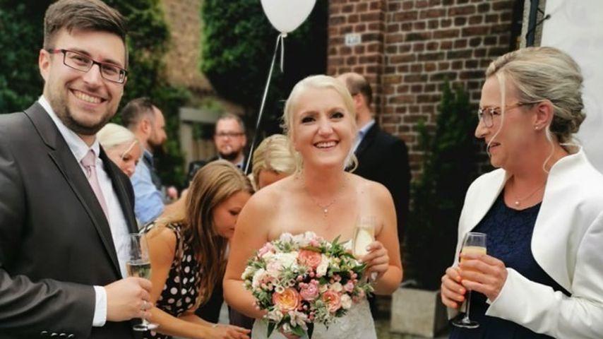 Hochzeit Auf Ersten Blick Vanessa So Schon War Ihr Jawort Promiflash De