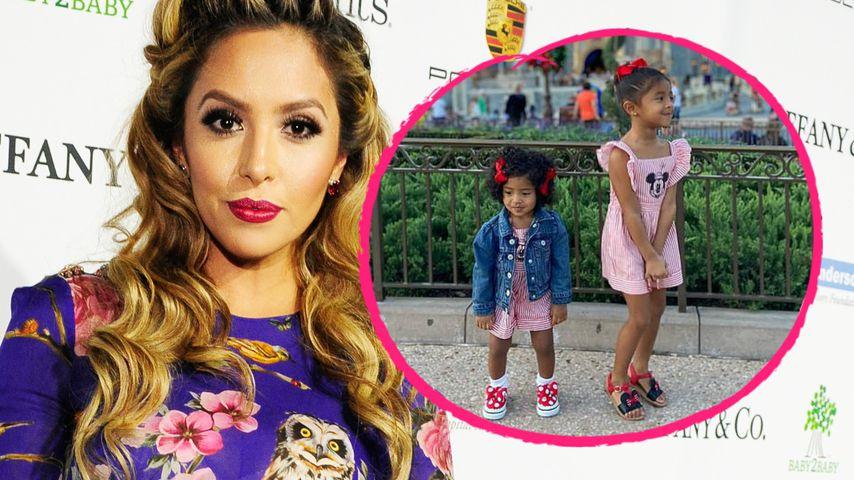 Vanessa Bryant fährt mit ihren Töchtern nach Disney World
