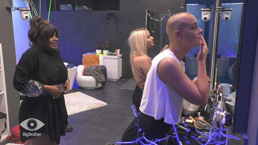 """Vanessa, Gina und Michelle bei """"Big Brother"""""""