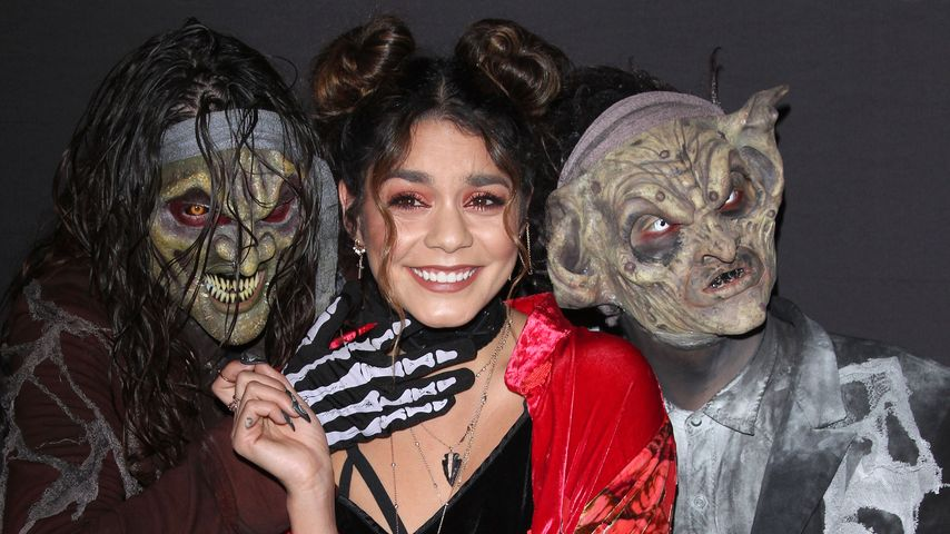 "Vanessa Hudgens beim ""Scary Farm Black Carpet""-Event 2016"