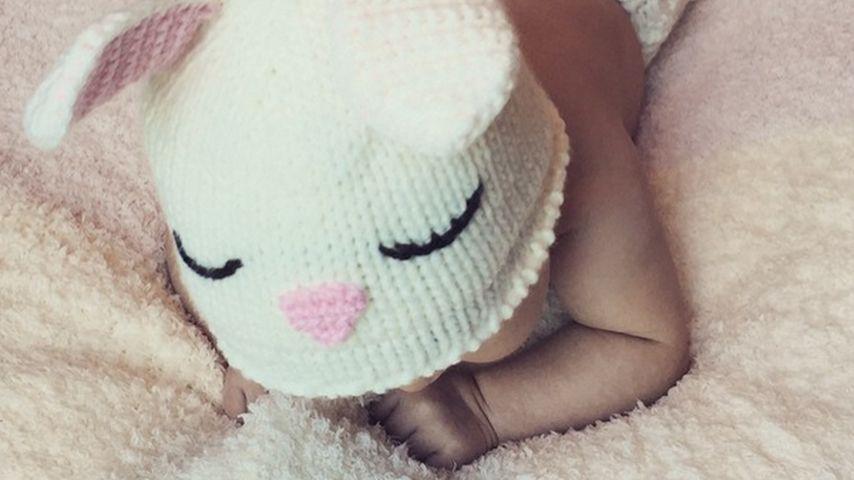 Zuckersüß! Vanessa Lachey zeigt Baby Brooklyn zum 1. Mal
