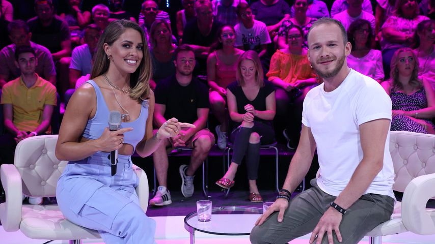 "Vanessa Mai mit Fan Picco bei ""I Can See Your Voice"""