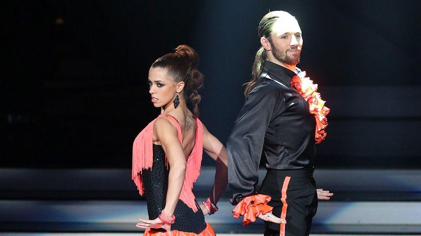 "Vanessa Mai und Gil Ofarim in ""Let's Dance"" Show neun"